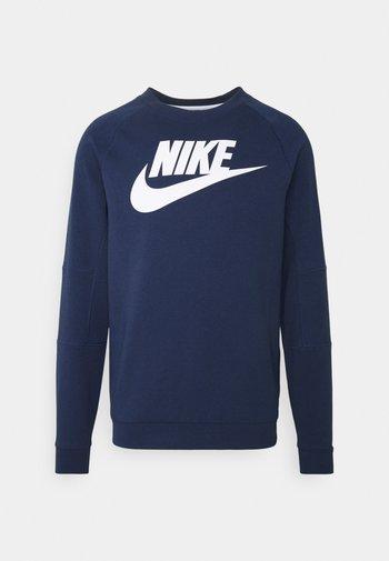 MODERN - Sweatshirts - midnight navy/white