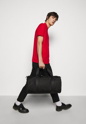 RECORD HOLDALL DUF UNISEX - Weekend bag - black