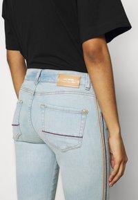 Mos Mosh - SUMNER FRAME - Slim fit jeans - light blue - 4