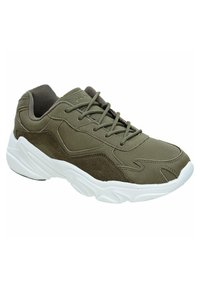 Athlecia - CHUNKY - Sneakers laag - olive - 1