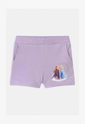 NMFFROZEN  - Tracksuit bottoms - pastel lilac