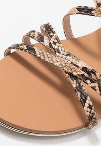 Head over Heels by Dune - LIYA - Sandals - natural - 5