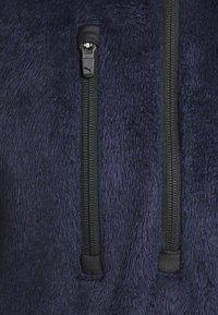 Puma Golf - SHERPA ZIP - Bluza z polaru - peacoat - 2