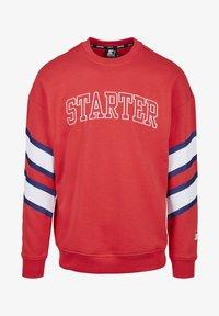 Starter - Sweatshirt - starter red - 5