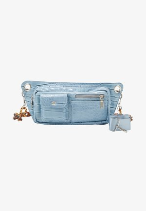 BAGS - Across body bag - dusty blue