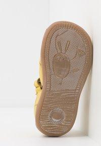 Froddo - CARTE MEDIUM FIT - Sandaler - yellow - 5