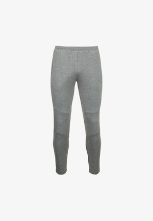 Tracksuit bottoms - medium gray heather