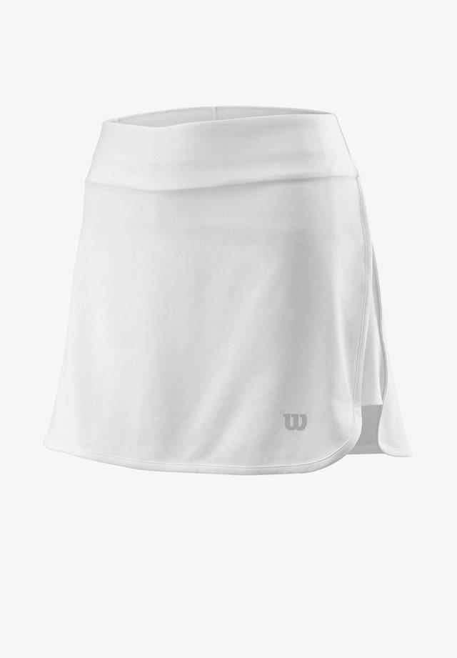 Sports skirt - weiss