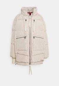 MAX&Co. - MUGHETTO - Down coat - beige - 2