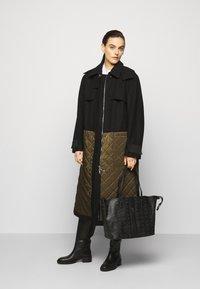 MCM - PROJECT SHOPPER - Handbag - black - 0