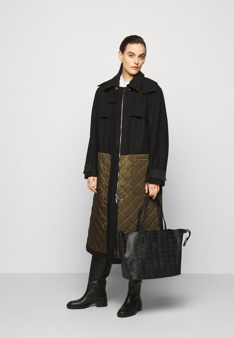 MCM - PROJECT SHOPPER - Handbag - black