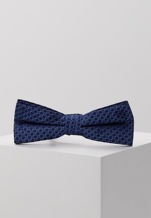 CHAINLINK CIRCLES BOW TIE - Bow tie - navy