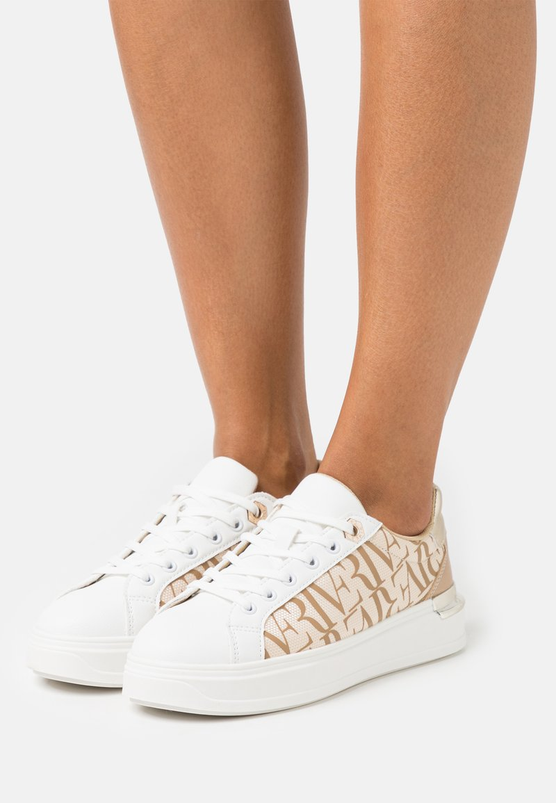 River Island - Trainers - beige/light