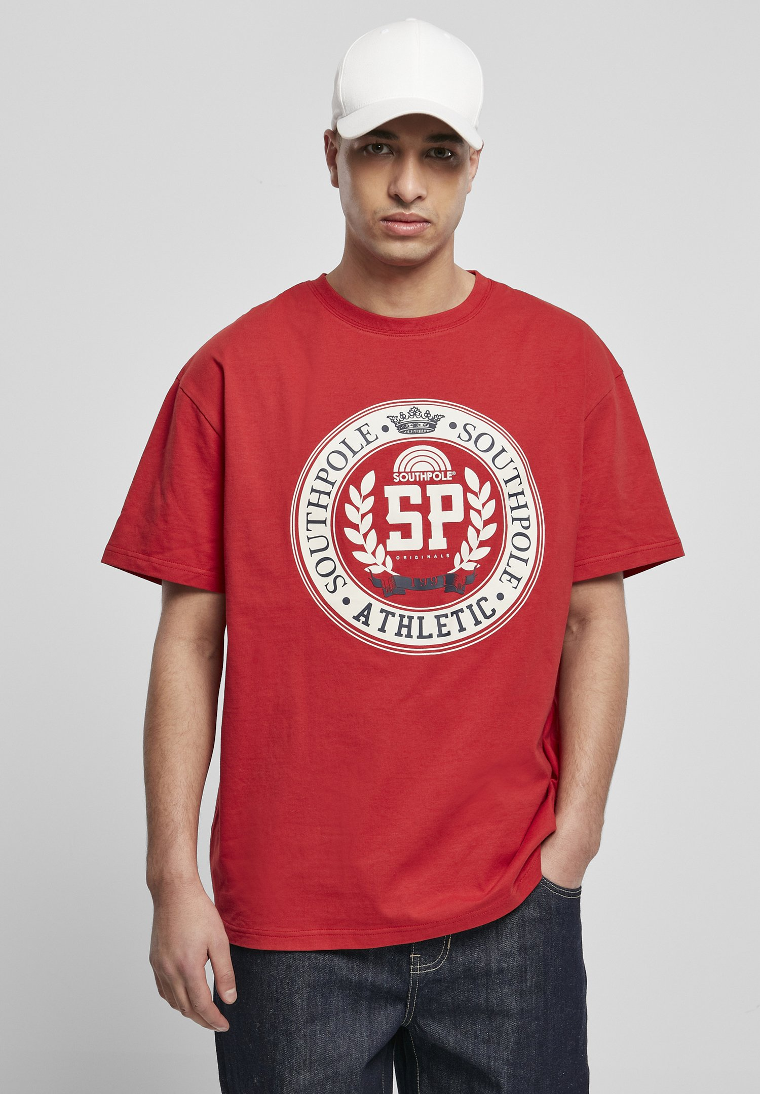 Homme COLLEGE - T-shirt imprimé
