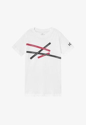 KYLIAN MBAPPE  - T-Shirt print - white