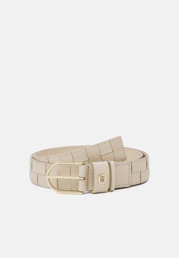 CLASSIC BELT - Belt - beige
