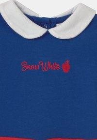 OVS - SHORT ROMPER UNISEX - Print T-shirt - royal blue - 2