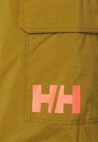 Helly Hansen - SWITCH INSULATED PANT - Skibukser - uniform green - 2