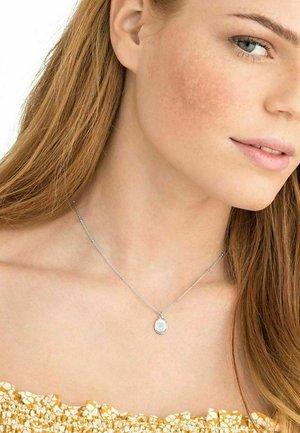 KETTE MIT ANHÄNGER - Necklace - silber