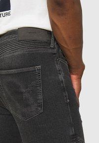 River Island - Jeans Skinny Fit - black - 4