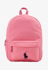 Polo Ralph Lauren - BIG BACKPACK - Batoh - baja pink - 1
