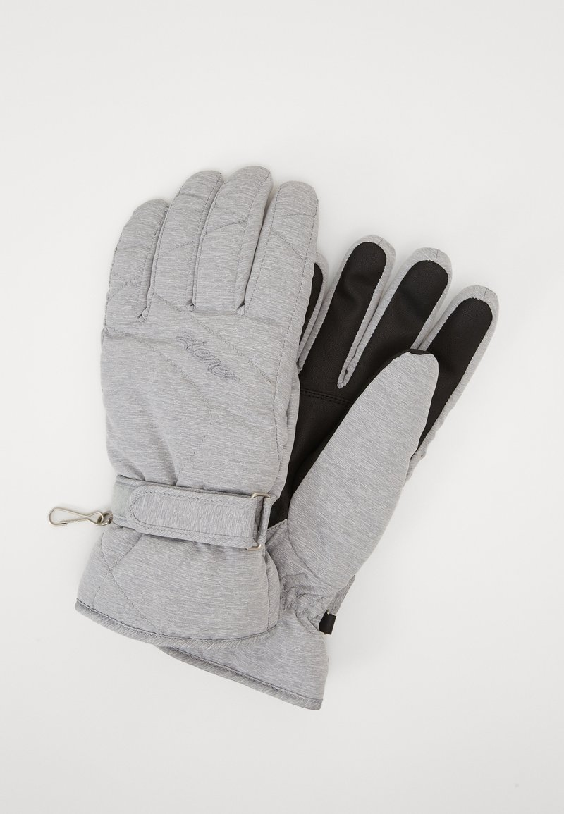 Ziener - KADDY LADY GLOVE - Gloves - light melange