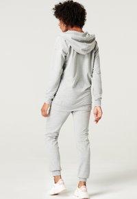 Esprit Maternity - Sweatjakke /Træningstrøjer - medium grey - 1