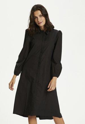 BPKALLA - Shirt dress - black deep