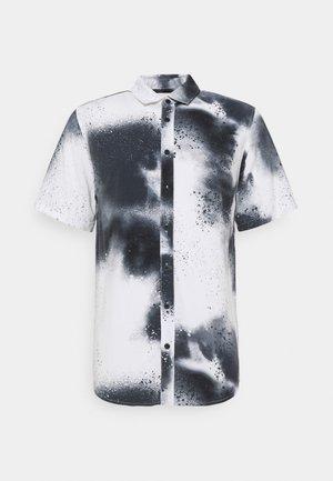 SHORT SLEEVE SHIRT AEROSOL - Chemise - white/black