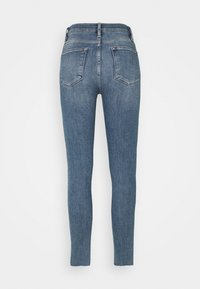 Frame Denim - LE HIGH RAW STAGGER - Jeans Skinny Fit - westway - 7
