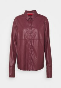 COMFORT - Košile - burgundy