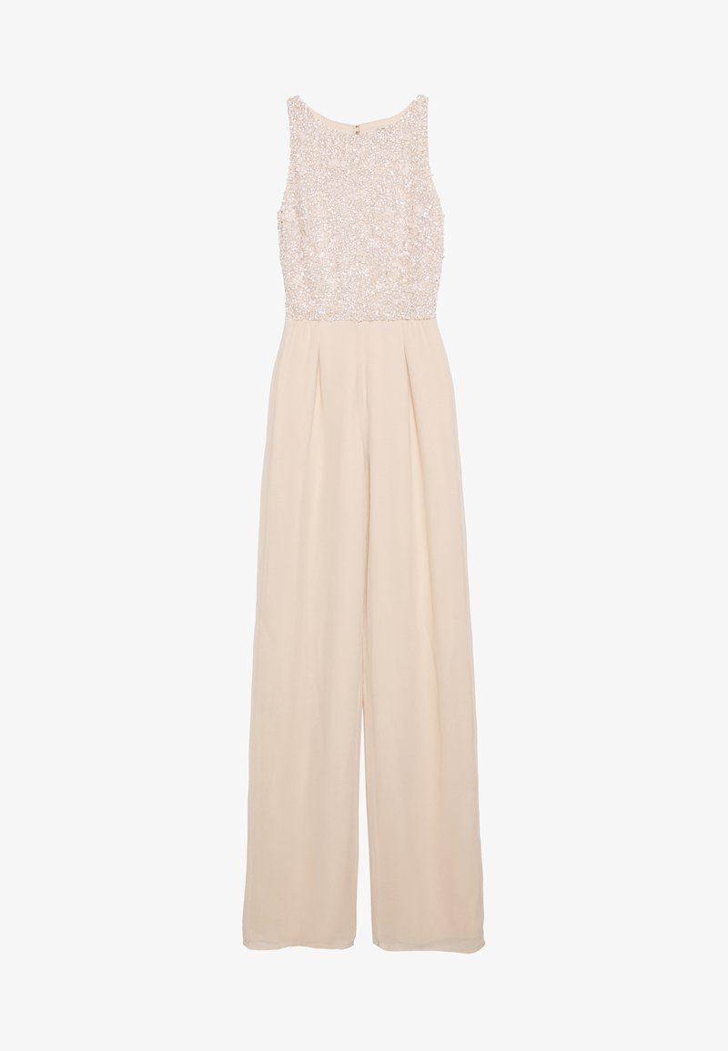 Lace & Beads Tall - BEATRICE TALL - Jumpsuit - nude