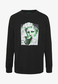 Urban Threads - FRONT & BACK GRAPHIC LONG SLEEVE UNISEX - T-shirt z nadrukiem - black - 4