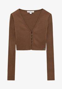 PULL&BEAR - Long sleeved top - brown - 5