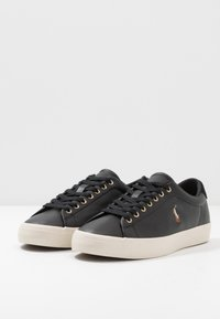 Polo Ralph Lauren - LONGWOOD UNISEX - Sneakers laag - black - 2