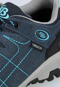 Brütting - Hiking shoes - blue - 5
