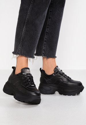 Trainers - actled black