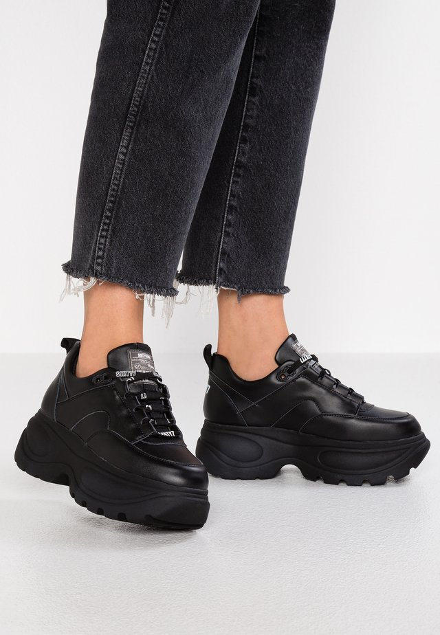 Sneaker low - actled black