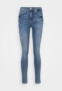 Liu Jo Jeans - DIVINE - Jeans Skinny Fit - blue wash - 3