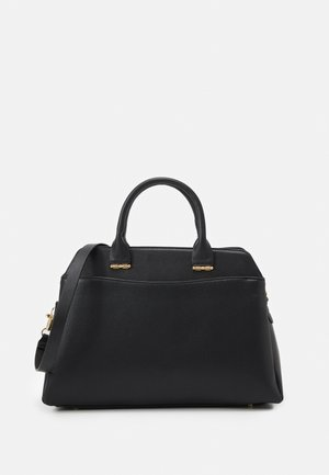 SHOPPER BAG PEACH - Tote bag - black