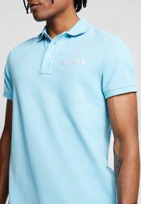 Best Company - BASIC - Poloshirt - cielo - 4
