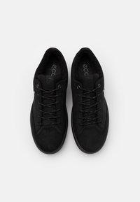 ECCO - SOFT 7 TRED - Sneakersy niskie - black - 3