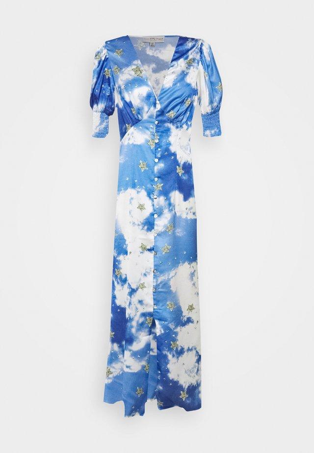 SKY AND STAR LINDOS DRESS - Maxiklänning - blue