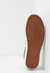 Vans - ERA UNISEX - Sneakersy niskie - pewter/true white - 4