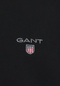 GANT - THE ORIGINAL FULL ZIP  - Felpa aperta - black - 2