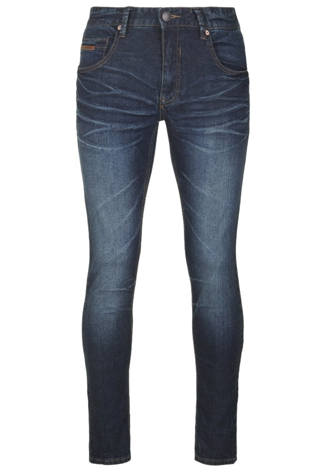 JEANS WYATT DROP CROTCH SLIM FIT - Jeans slim fit - night ocean