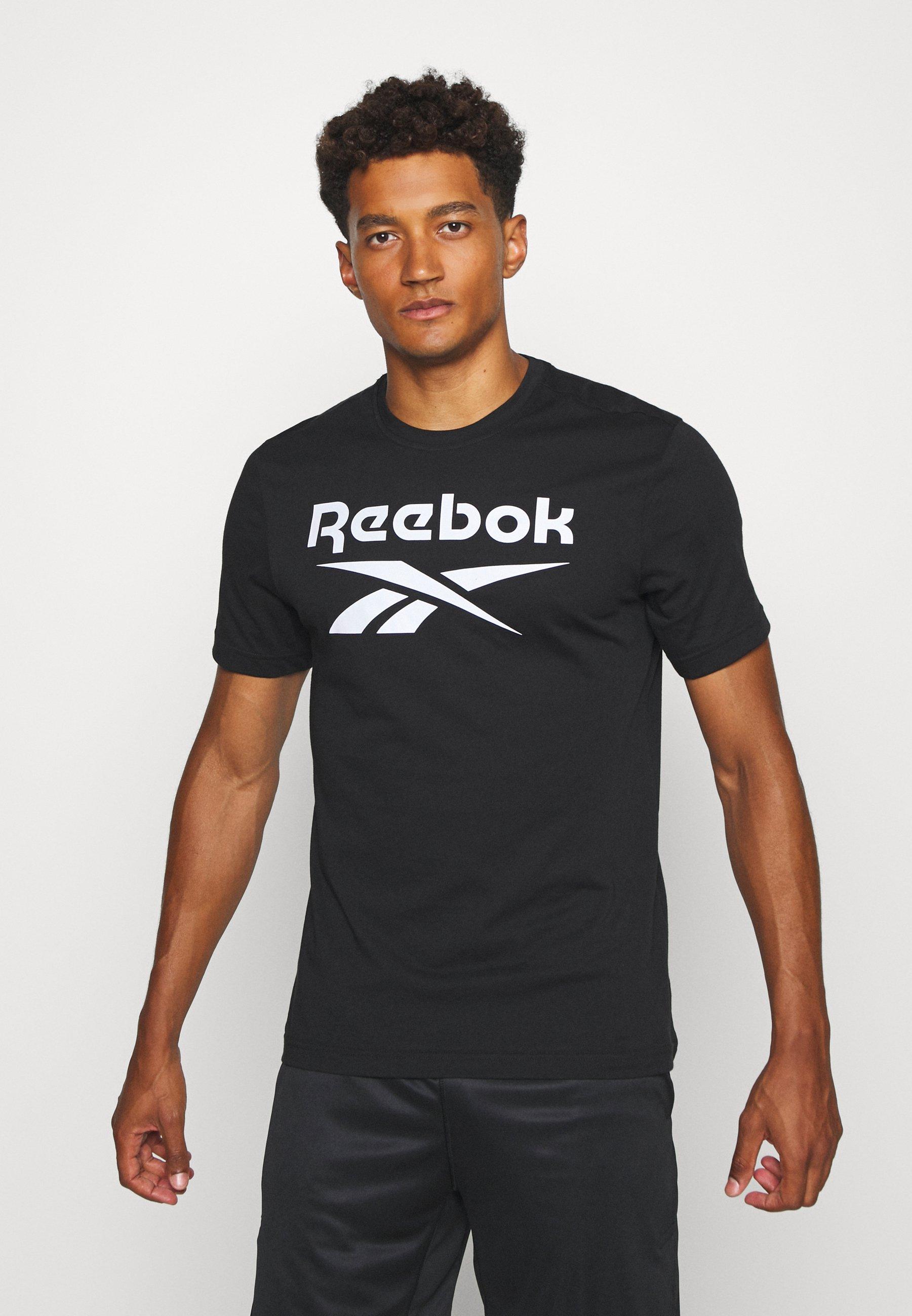 Homme BIG LOGO TEE - T-shirt imprimé