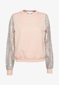 Lost Ink - Sweatshirt - apricot melange - 0