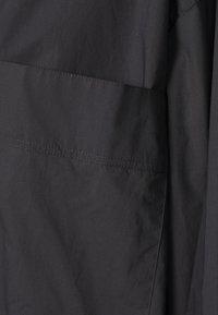 Monki - CAROL DRESS - Shirt dress - grey dark - 5