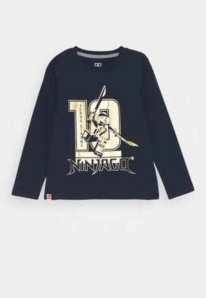 NINJAGO JUBILÄUM - Long sleeved top - dark navy